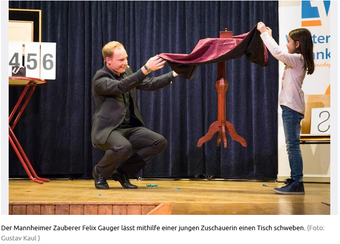 Magic Show in Harthausen